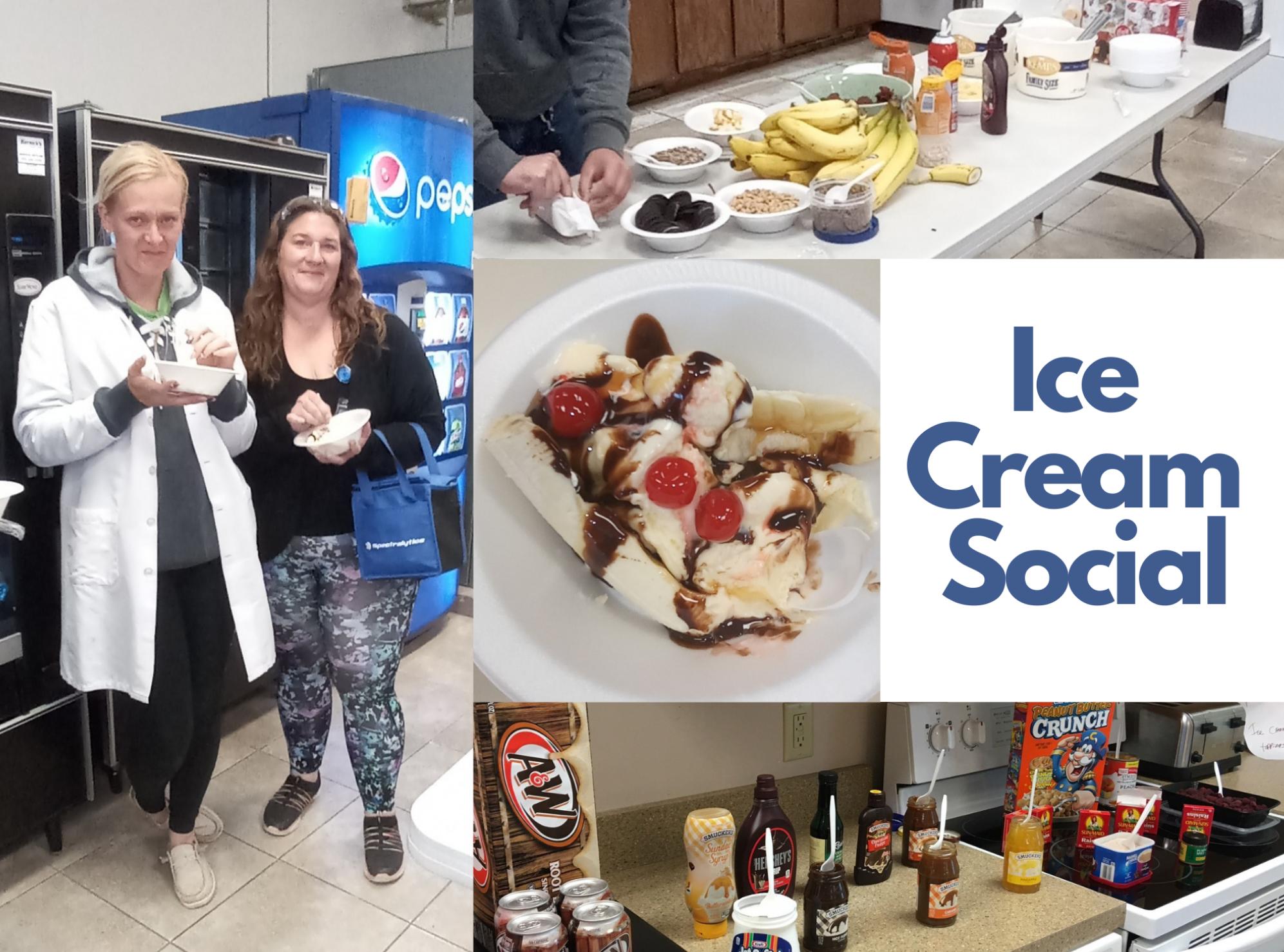 Spectralytics Ice Cream Social